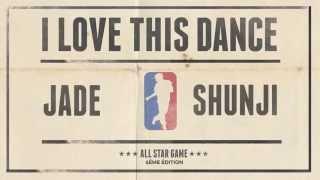 Jade VS Shunji   I love this dance all star game 2015