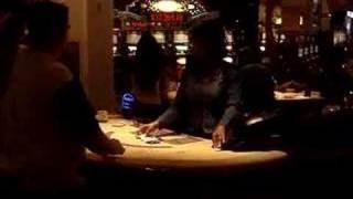 Blackjack ai tavoli del Bellagio (Las Vegas)