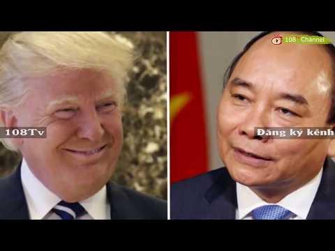 Nguyễn Xuân Phúc và CSVN ê mặt khi trò lừa đảo bị Donal Trump lật tây