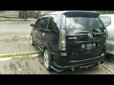Review Modifikasi Toyota Avanza 2005 #CarVlog