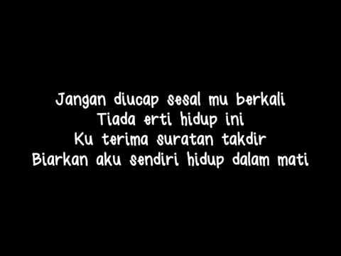 Lagu Hidup Dalam Mati - Nyanyian Syamel AF5