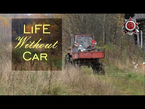 Woodlands-Buggy Lift And Life Without Car