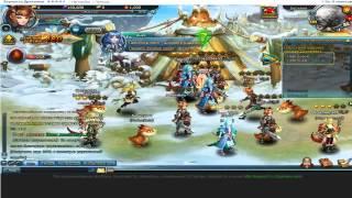 Браузерна онлайн игра Верность драконов, видео обзор