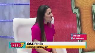Entrevista a José Pihen - Día Siete - 23/09/18