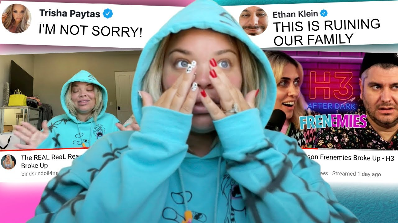 Trisha Paytas EXPOSES why frenemies ended… (5%)
