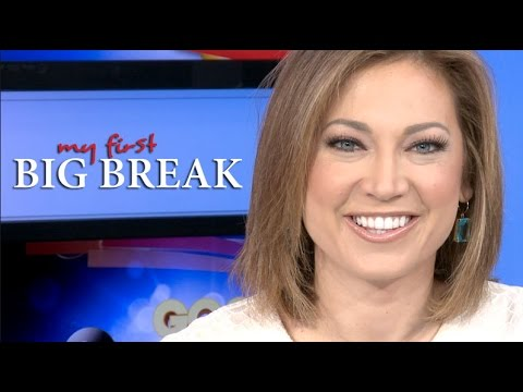 Ginger Zee: My First Big Break