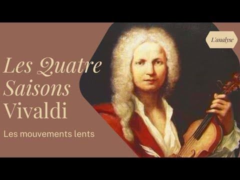 Vivaldi - Les mouvements lents des Quatre saisons