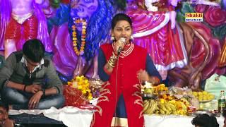 लांगुरिया मेरी नथनी खो गयी मैया के मेले में   Latest languriya Dance   Shivani Dancer   Shakti Music