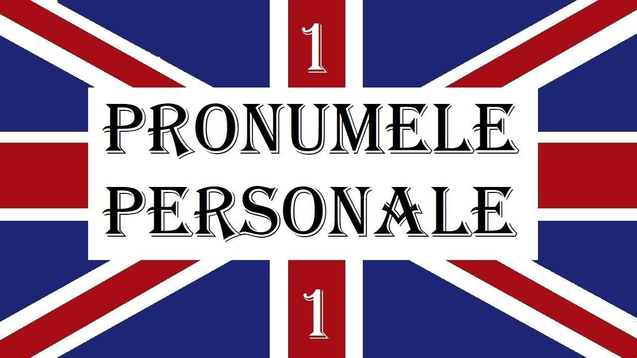 Invata engleza   GRAMATICA 1   Pronumele personale