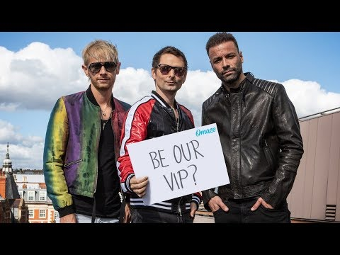MUSE - Win VIP Tickets to The Prince's Trust Benefit at Royal Albert Hall 3 December 2018 [Omaze]