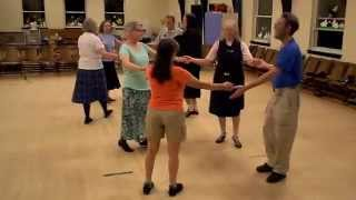 The Winding Road- Scottish Country Dance by James Cosh- danced in F...