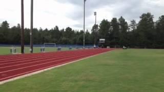 Grant 100m at AAU Decathalon 2012 Thumbnail