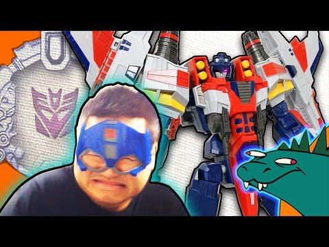 MakeToys Galaxy Meteor Transformers Cybertron NOT Starscream Review