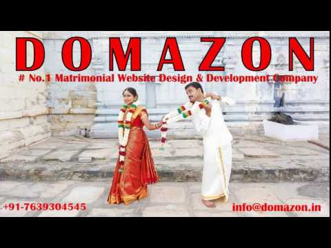 Tamil Nadu Matrimonial Website Design and Erode VEL Matrimony Website Design Company @ DOMAZON   www