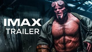 Hellboy (2019)   Official IMAX® Red Band Trailer