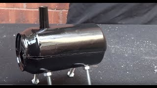 DIY Grill: (Build your own Grill) - Build an Inexpensive Grill - Beer Can Grill
