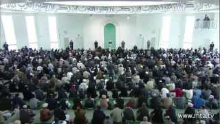 2012-04-20 Die Ereignisse der Gefährten des Verheißenen Messias(as)