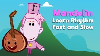 Mandolin | Notekins | Music Videos | BabyFirst TV