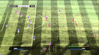 FIFA 11 MY BEST GOAL EVER + TEST ACTIVE SUB