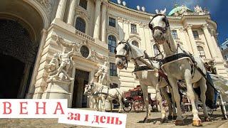 Вена (Австрия). Достопримечательности и что посмотреть в Вене за 1 день