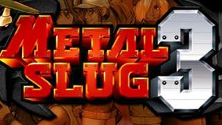 METAL SLUG 3 Final Mission Walkthrough [IOS]