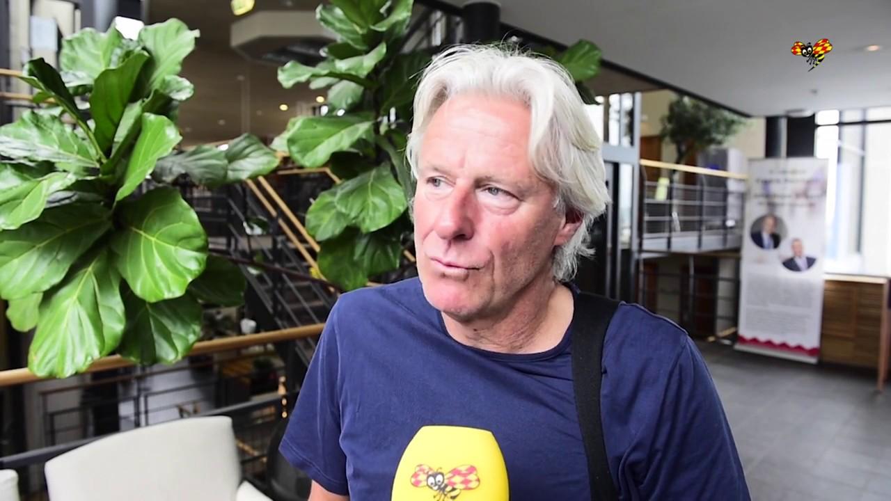 """Björn Borg känner igen sig i sonen """"Drivet on banan"""""""