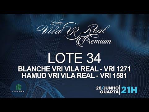 LOTE 34 (VRI 1271/VRI 1581)