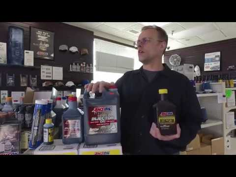 Standard 2 Cycle Synthetic Injector Oil By Amsoil Multi Purpose