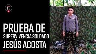 Disidencias de las farc envían prueba de supervivencia de soldado secuestrado | El Espectador