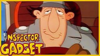 Inspector Gadget | CLASSIC CARTOON | Race To The Finish | Cartoons for Kids