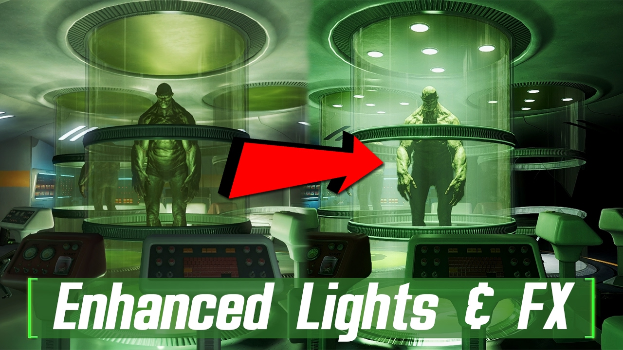 Fallout 4 Bright Lights