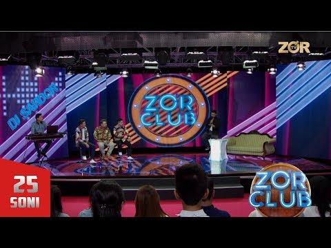 Zo'r Club 25-soni (11.09.2017)