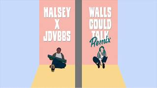 Halsey X JDVBBS - Walls Could Talk (Unofficial Remix)