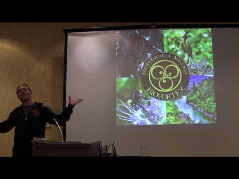 Greek Mythology & Regenerative Agriculture - Jesse Dodd Biovortex | Living Soil Symposium 2017