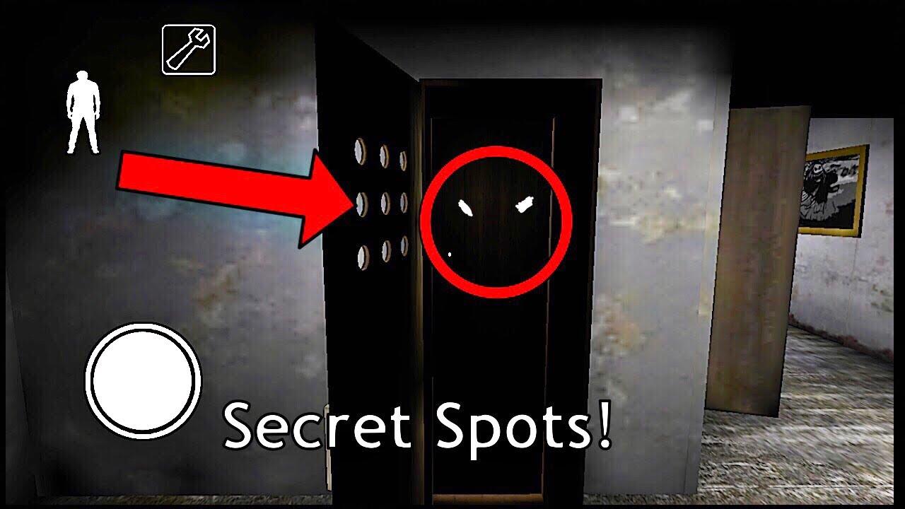 TOP 5 Secret Locations In Granny