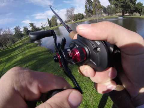 Hart Park Pond Fishing