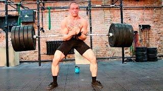 5 лучших упражнений от Виктора Блуда / Прокачай все тело