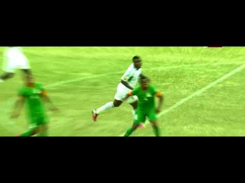 Nigeria VS Zambia - All Touches (Super Eagles)