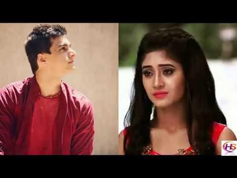 Pure Badan Pe Tera Naam Chal Reha H .ye Rishta Kya Kehlata H Tv Serial