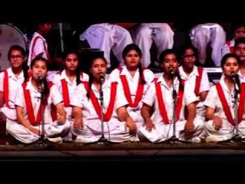 Fusion Orchestra 'Ninaad' Hopetown Girls' School  2016