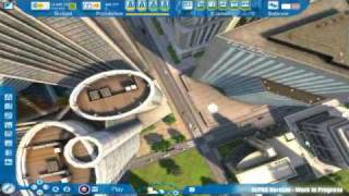 Cities XL game play