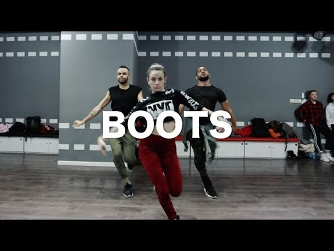 Boots  Kesha  Jhow Choreography  GH5 Dance Studio