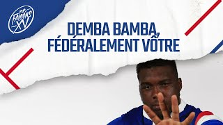 XV de France : Demba Bamba, fédéralement vôtre