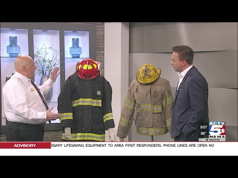 Difference Between Old And New Bunker Gear For Firefighters