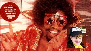 Miss Funkyflyy's Bootsy interview September 6, 1994