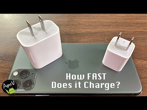 Apple IPhone 11 Pro Max FAST CHARGING - How FAST Is It?