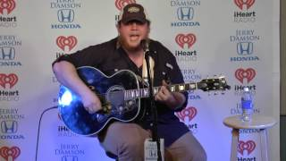 Luke Combs Sings Hurricane