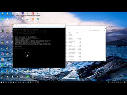 How to install VMWARE on Windows to run MD380Tools