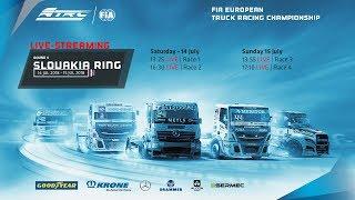 FIA ETRC 2018 Slovakia Ring - Race 4