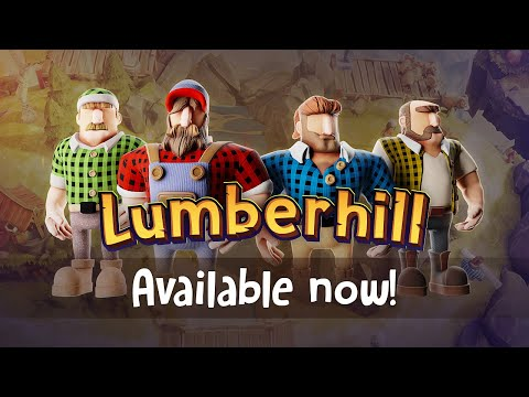 Lumberhill | Official Release Trailer | Buy Now!